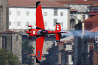 N841MP - Red Bull Air Race Porto 2009 - Pete McLeod - by Juergen Postl