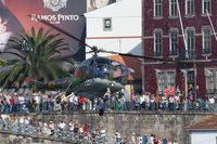 19383 - Red Bull Air Race Porto 2009 - Portugal Air Force - Aerospatiale SA-316B Alouette III