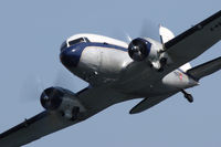 HB-IRJ - Red Bull Air Race Porto 2009 - Douglas DC-3A - by Juergen Postl