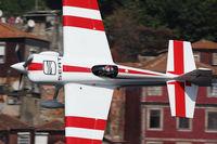 N55ZE - Red Bull Air Race Porto 2009 - Paul Bonhomme - by Juergen Postl