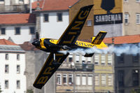 N540XS - Red Bull Air Race Porto 2009 - Nigel Lamb - by Juergen Postl