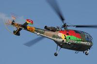 19383 - Red Bull Air Race Porto 2009 - Portugal Air Force - Aerospatiale SA-316B Alouette III