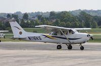 N116KS @ 1G3 - Cessna 172R - by Mark Pasqualino