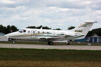 N12MG @ OSH - 2001 Raytheon Aircraft Company 400A, c/n: RK-331 - by Timothy Aanerud