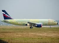 F-WWBR @ LFBO - C/n 3640 - For Aeroflot - by Shunn311