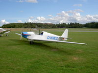 D-KMDZ @ BARKARBY S - Alpavia RF 3 - by Maurice Lewis Fishman