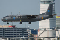 1105 @ LOWW - Romanian Airforce AN-30 - by Basti777