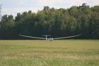 C-GFQM - egret during landing - by Victor  Guerreiro