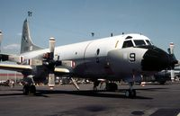 161329 @ MHZ - P-3C Orion of Patrol Squadron VP-11 at the 1982 Mildenhall Air Fete. - by Peter Nicholson