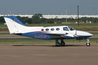N401LM @ AFW - At Alliance Fort Worth