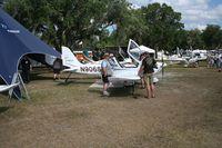 N906SL @ LAL - Aerotechnik Sportstar Max