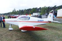 D-MIPP @ EDLO - Alpi Aviation Pioneer 200 at the 2009 OUV-Meeting at Oerlinghausen airfield - by Ingo Warnecke