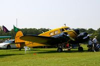 N41759 @ IA27 - At the Antique Airplane Association Fly In.  UC-78 43-31869 - by Glenn E. Chatfield