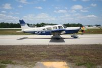 N2170V @ LAL - Piper PA-32-300