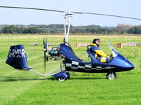G-RYDR @ EGCB - Barton Fly-in and Open Day - by Chris Hall