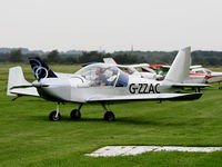 G-ZZAC @ EGCB - Barton Fly-in and Open Day - by Chris Hall