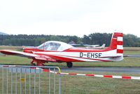 D-EHSF @ EDLO - Wassmer WA-40 Super IV at the 2009 OUV-Meeting at Oerlinghausen airfield
