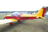 D-MERH @ EDLO - Aerostyle Breezer at the 2009 OUV-Meeting at Oerlinghausen airfield