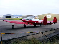 G-ONHH @ EGBJ - Privately owned - by Chris Hall