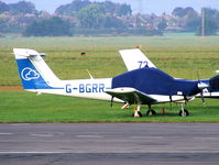 G-BGRR @ EGBJ - Pure Air Aviation Ltd - by Chris Hall