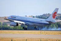 B-6132 @ LEMD - AIR CHINA A330-200 - by Talonone
