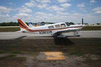 N3800W @ LAL - Piper PA-32-300