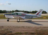 N5654P @ LAL - Piper PA-24