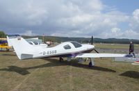 D-ESUB @ EDLO - Lancair Legacy 2000 at the 2009 OUV-Meeting at Oerlinghausen airfield - by Ingo Warnecke