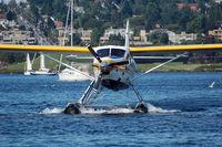 N606KA @ W55 - At Lake Union, Seattle, WA - by Micha Lueck