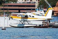 N1455T @ W55 - At Lake Union, Seattle, WA - by Micha Lueck