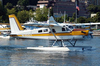 N1455T @ W55 - At Lake Union, Seattle, WA - by Micha Lueck
