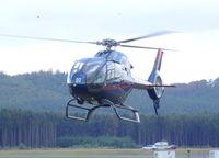 D-HOER @ EDLO - Eurocopter EC120B Colibri at Oerlinghausen airfield