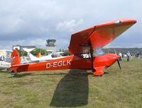 D-EGLK @ EDLO - Schwämmle HS-3 Motorlerche at the 2009 OUV-Meeting at Oerlinghausen airfield
