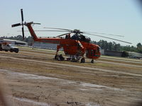 N247AC @ POC - Crew and ship taking a well deserved rest - by Helicopterfriend