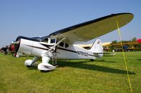 N79132 @ IA27 - At the Antique Airplane Association Fly In - by Glenn E. Chatfield