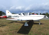D-EWKU @ EDLO - Stoddard Hamilton Glasair II S RG at the 2009 OUV-Meeting at Oerlinghausen airfield