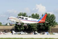 CF-FDC @ KOSH - Departing OSH on 27 - by Todd Royer