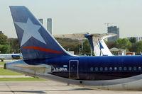 LV-BRA @ SABE - At Aeroparque (AEP) - by Micha Lueck