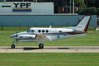 LV-WPB @ SABE - At Aeroparque (AEP) - by Micha Lueck