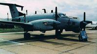 85-0154 @ EGUN - Beech RC-12K U.S. Army - by Noel Kearney