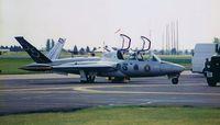 MT-36 @ EGUN - Fouga CM.170 Magister - Belgian Air Force - by Noel Kearney
