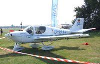 D-ELXL @ EDKB - Liberty XL-2 at the Bonn-Hangelar centennial jubilee airshow #