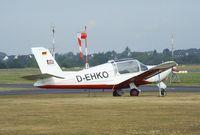 D-EHKO @ EDKB - Morane-Saulnier MS.885 Super Rallye at the Bonn-Hangelar centennial jubilee airshow - by Ingo Warnecke