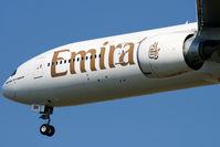 A6-EBN @ LOWW - Emirates Boeing 777-36N(ER) c/n 32791 - by Jetfreak