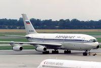 RA-86054 @ LOWG - Aeroflot @ VIE