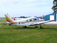 G-BYHI photo, click to enlarge
