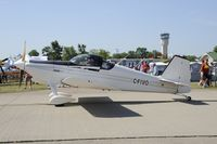C-FIVO @ KOSH - Taxi for departure - by Todd Royer