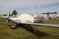 C-FOEQ @ KOSH - Oshkosh EAA Fly-in 2009 - by Todd Royer