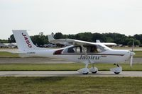 C-GAHU @ KOSH - Taxi for departure