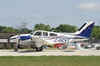 C-GCVT @ KOSH - Departing OSH on 27 - by Todd Royer